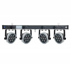 Showtec compact LED par7 RGB spot four-bar Image